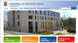 Budaörs Város Weboldala