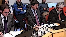 Fidesz frakció testületi ülésen