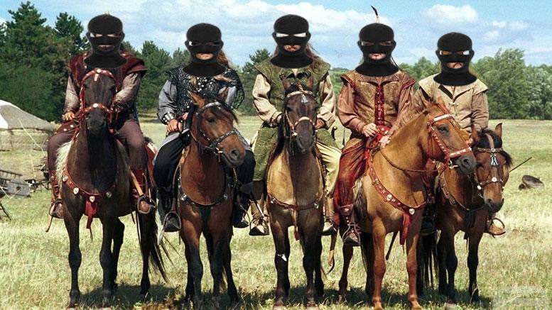 Honfoglaló banditák