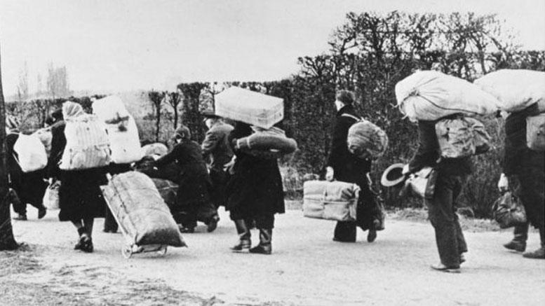 A budaörsi németek kitelepítése 1946