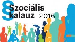 Szociális kalauz - 2016.