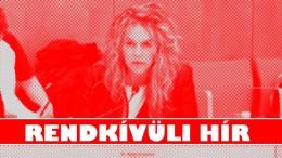 Bakó Krisztina Rendkívüli hír