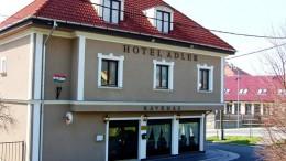 Hotel Adler kávéház