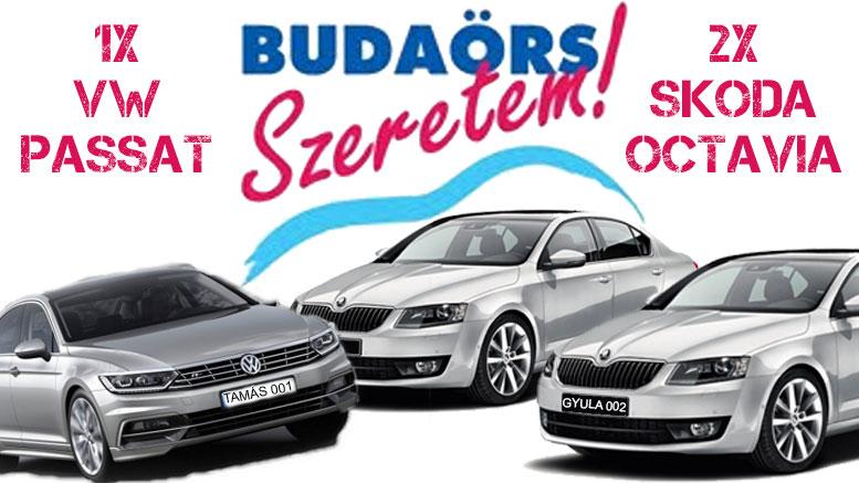 BFE polgármesteri, alpolgármesteri új autók