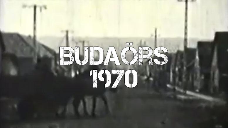 Budaörs 1970