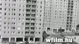Tavaszi séta a lakótelepen, 1989