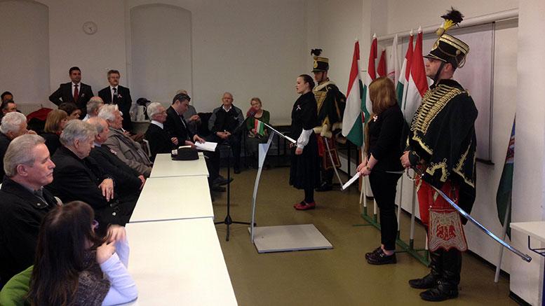 Március 15., Budaörs Fidesz-KDNP