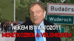 Laczik Zoltán MSZP Migránsok Budaörs