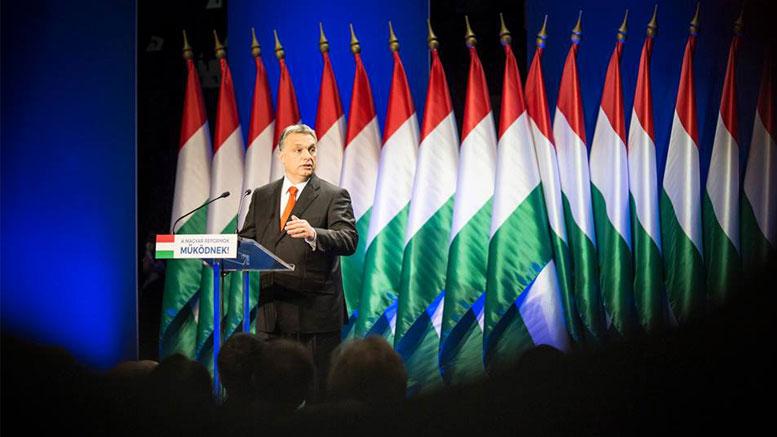 Orbán Viktor évértékelő