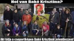 PM Budaörsön, Bakó Krisztina nélkül