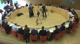 Képviselő-testületi ülés Budaörs