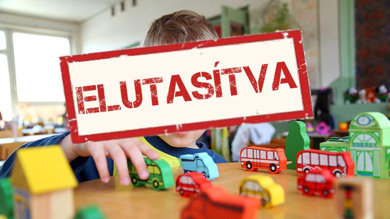 91 gyermek óvodai felvételi kérelmét kell elutasítani Budaörsön