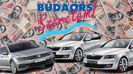 Autóbérlés közpénzen milliókért.
