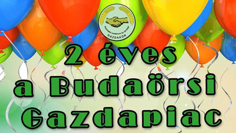Kétéves a Budaörsi Gazdapiac