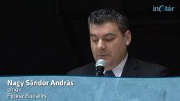Okos Város konferencia, Nagy Sándor András köszöntője (videó)
