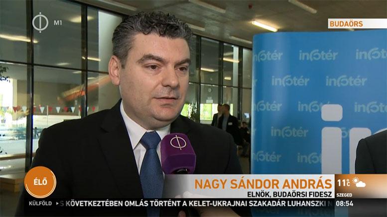 Nagy Sándor András M1