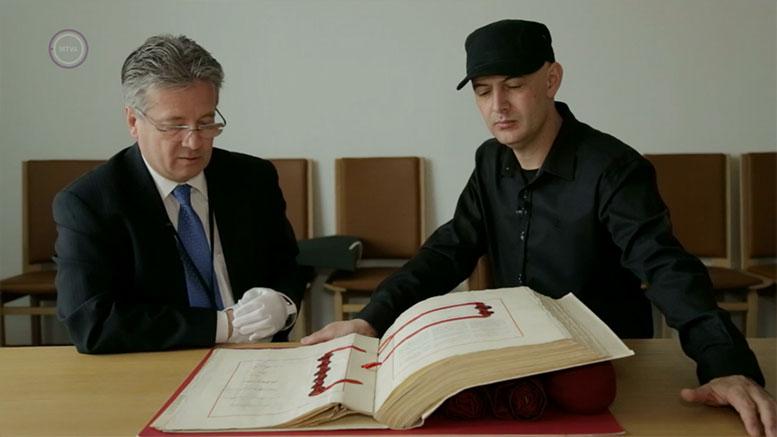 Trianon: A könyv titka