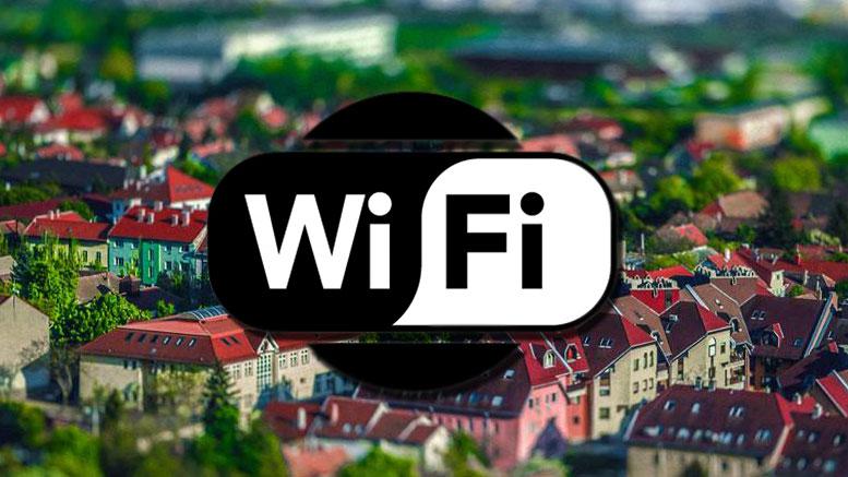 Ingyen WiFi Budaörsön