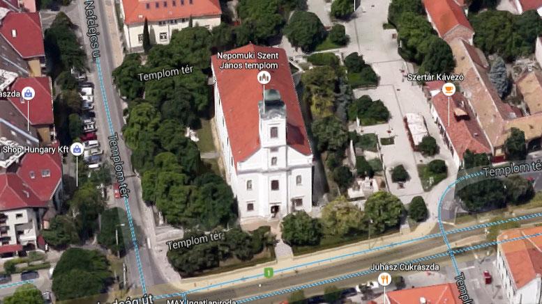 Budaörs Templom tér