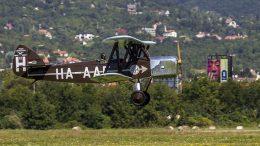 A Goldtimer Alapítvány felújította a Gerle 12-es repülőgépet