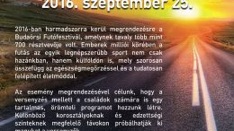 Bridgestone Budaörs Félmaraton futóverseny