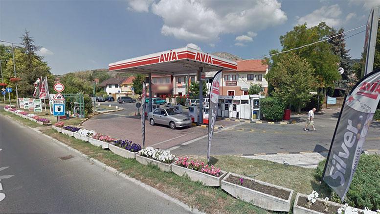 budaörsi benzinkút