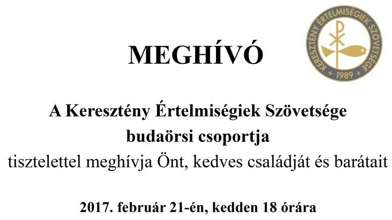 A KÉSZ szerepe a Kárpát-medencei magyar keresztény értékek védelmében