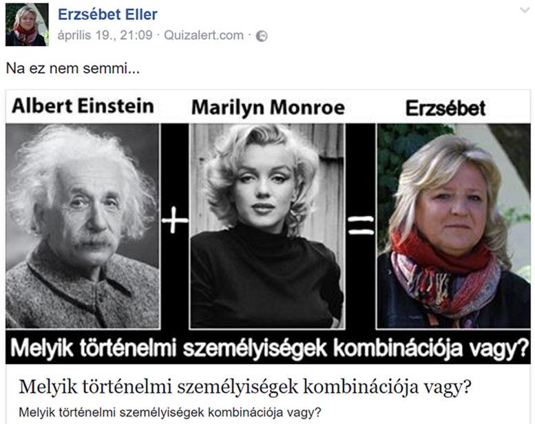 Eller Erzsébet facebook