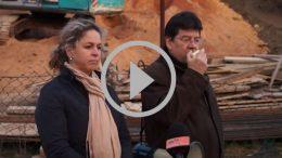 Kőhegyi tájseb - leleplező videó