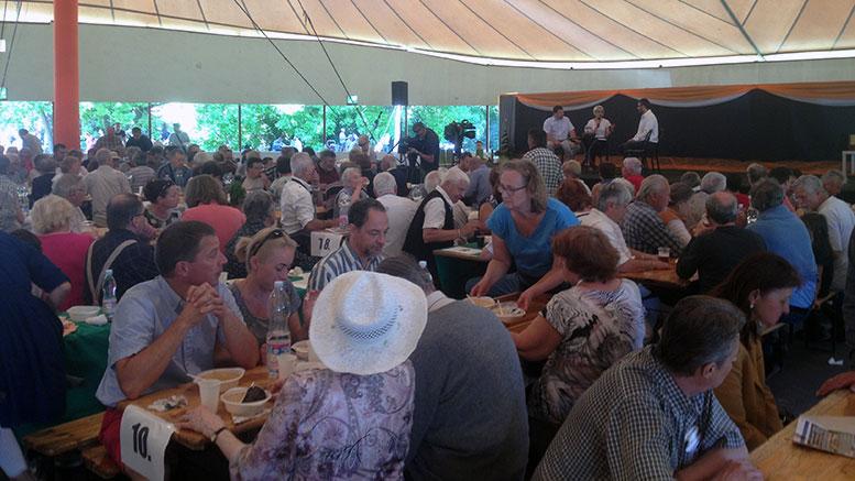 Rendkívül sikeres volt a Budaörsi Polgári Piknik