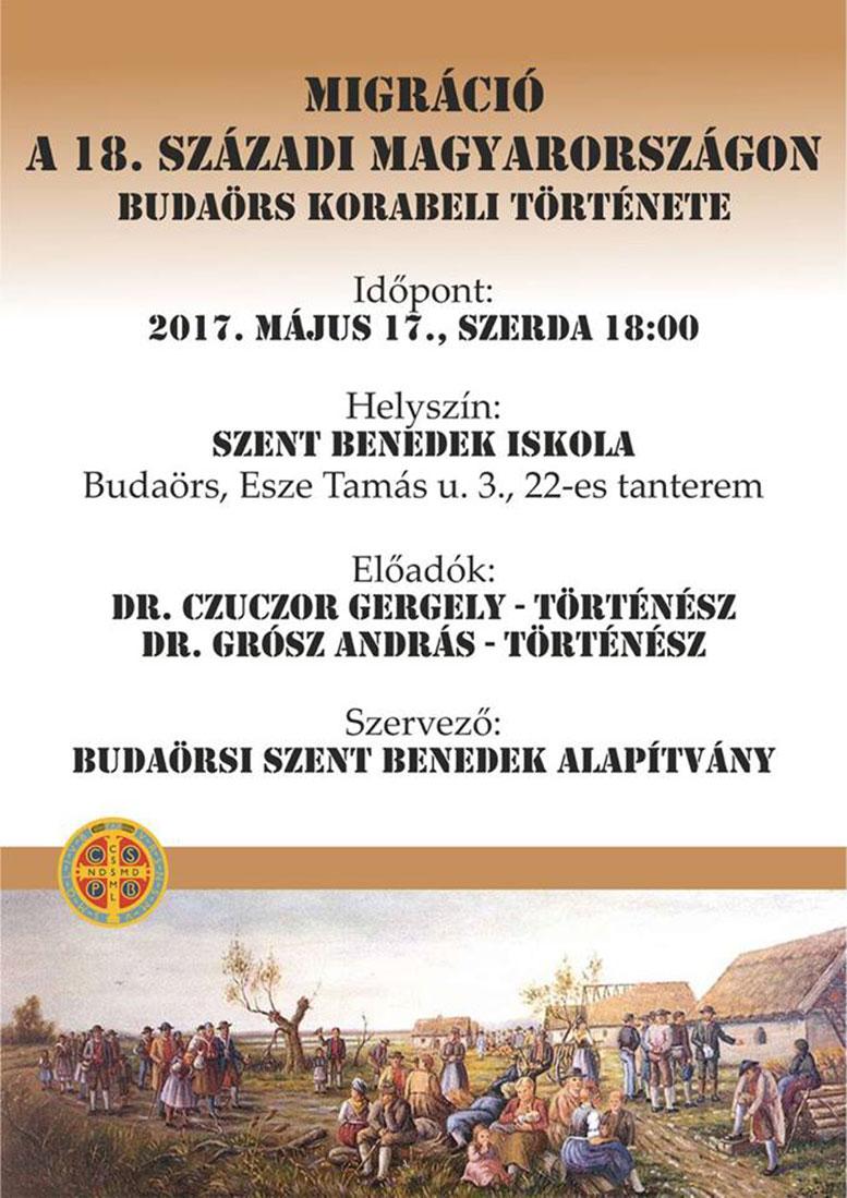 Migráció a 18. századi Magyarországon