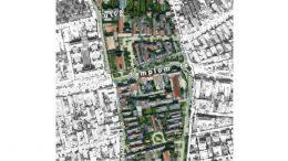 Templom tér és környéke Akcióterület