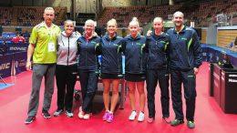 Sikeresen zárult az asztalitenisz Felnőtt Csapat Európa-bajnokság