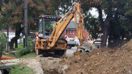 Megújult négy budaörsi utca csatornahálózata a BKISZ projekt keretében