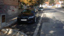 Elkészültek a parkolóhelyek a Károly király utcában