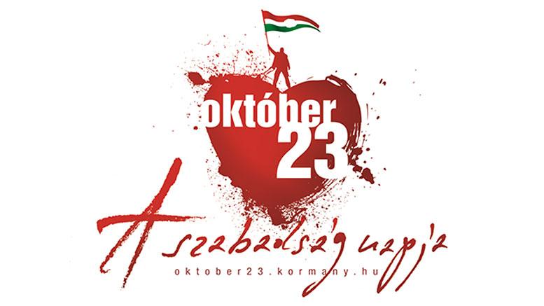 Orbán Viktor október 23-i beszéde és az ünnepi programok