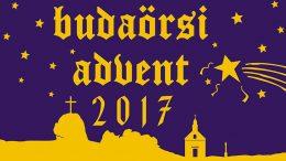 A Budaörsi Advent 2017. évi programja