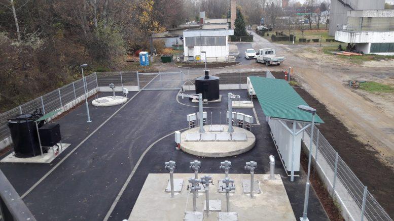 Mostantól a korszerű csepeli víztisztítóba kerül Budaörs szennyvize