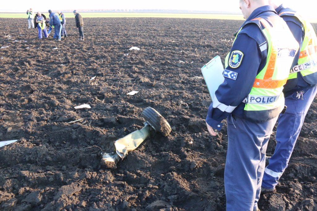 Lezuhant egy Budaörsről indult kisrepülőgép Zichyújfalu határában