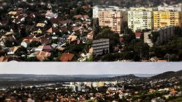 Lakóépületek, társasházak korszerűsítése és gazdaságfejlesztés Budaörsön