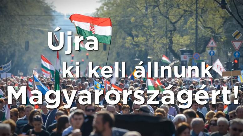 Békemenet - Március 15-én emlékezzünk és lépjünk együtt!
