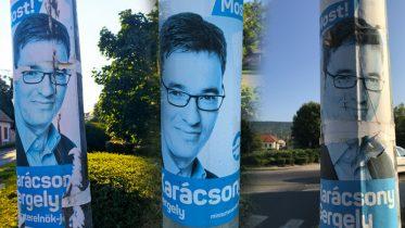 Választási plakátot látott Budaörsön? Jelezze!
