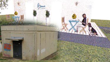Megújulhat a lakótelepi Lévai utcában található transzformátorház