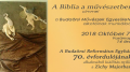 ABiblia a művészetben - A Budaörsi Református Egyház 70. évfordulója