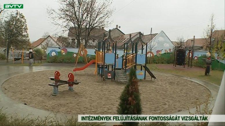 Képviselő-testületi intézménybejárás Budaörsön 2018.