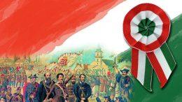 A Fidesz-KDNP március 15-ei ünnepsége Budaörsön