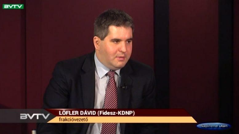 Napirend után: Löfler Dávid – Bíró Gyula vita