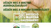 Védjük meg a Magyar Gazdákat! Petíció