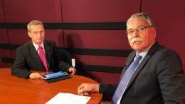 Csenger-Zalán Zsolt volt a Budaörs TV vendége