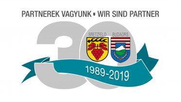Közösen ünnepeljük a bretzfeldiekkel testvérvárosi kapcsolatunk 30. évfordulóját